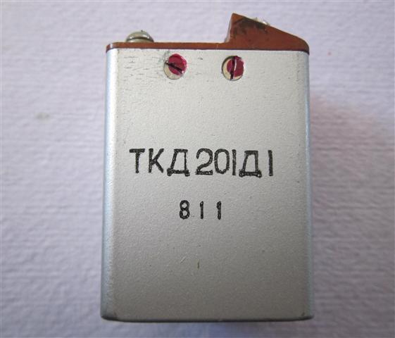 контактор постійної напруги ТКД 201 Д1