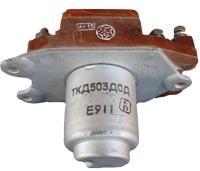 ТКД503ДОД - контактор постійної напруги