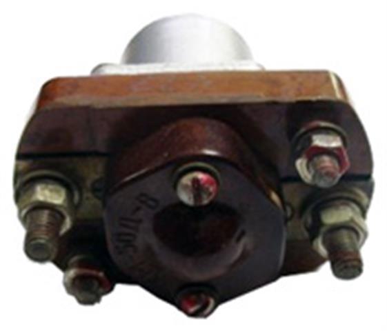 Малогабаритний контактор тривалої дії КМ-50Д-В