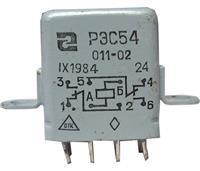 РЭС 54 - реле постоянного тока