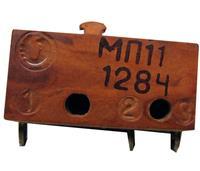 МП11 - микропереключатель