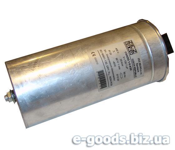 Косинусний конденсатор низької напруги ZEZ Silko CSADG 1-0,4/1-400В-3x132.7мкФ