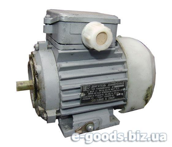 Електродвигун асинхронний 4ААМЕ50А2У3 3 фаз 90W 2700 об/мин