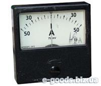М2001-М1 - 50А - амперметр