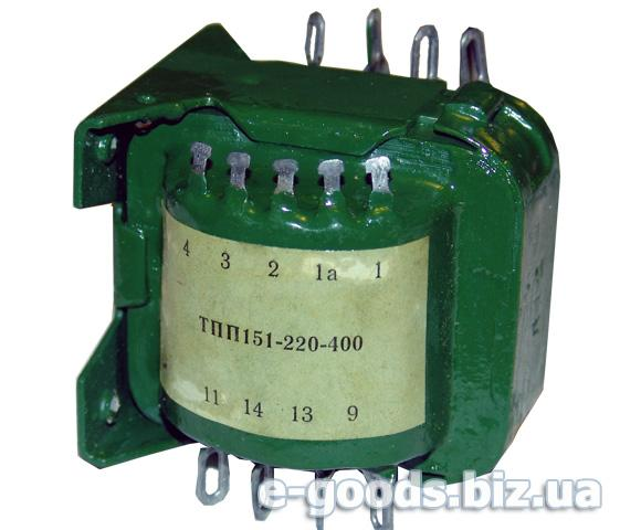 Трансформатор ТПП 151-220-400
