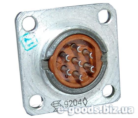 З`єднувач електричний 2РМ18Б7Г1ПВ1