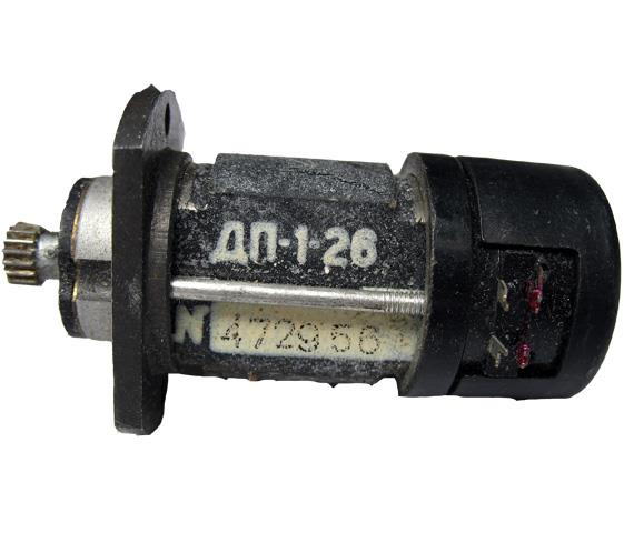 Електродвигун ДП-1-26
