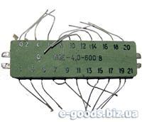 ЛЗЕ-4,0-600В - лінія затримки