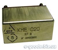 КНЕ 020, 27В - контактор постоянного тока