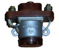 КМ-100Д-В - малогабаритный контактор длительного действия