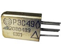 РЭС 49 - реле постоянного тока