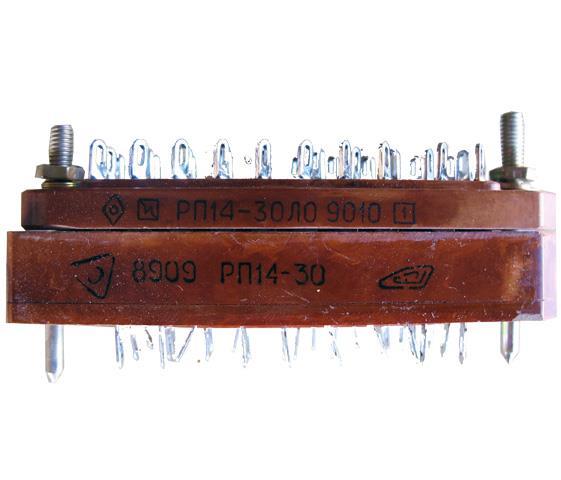 Силовий роз`єм РП14-30 ЛО