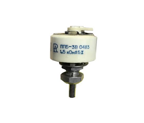 Резистор ППБ-3В 1.5кОм