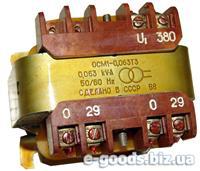 ОСМ1-0,063Т3 - трансформатор