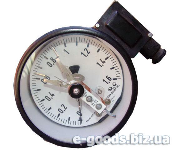 Електроконтактний манометр TGL-16 kgf
