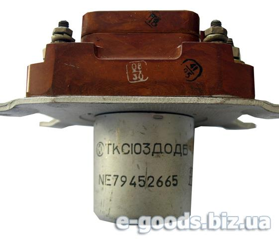 Контактор ТКС-103-ДОДБ