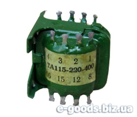 Трансформатор ТА115-220-400