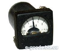 М4228 4х100пА - микроамперметр
