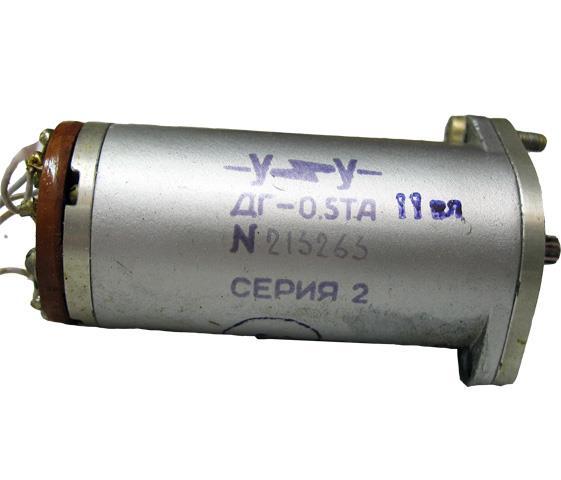 Електродвигун ДГ-0,5ТА