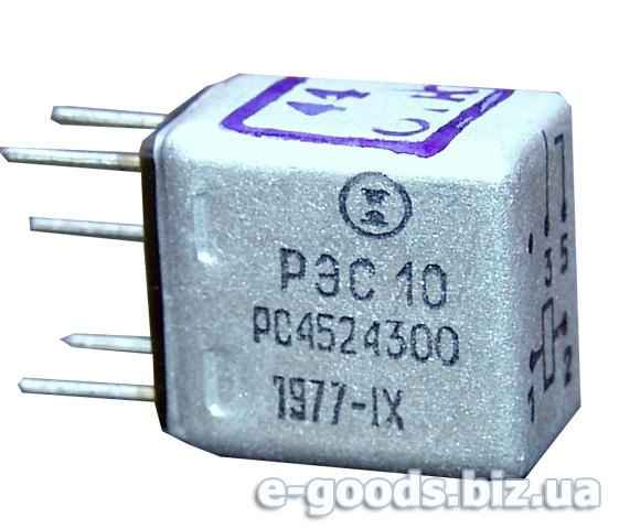 Електромагнітне реле РЭC 10 РС4524300
