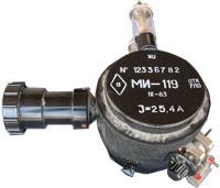 МИ-119 - магнетрон імпульсної дії