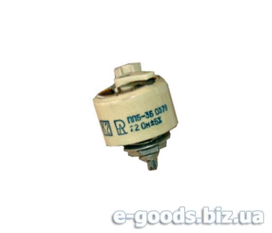Резистор змінний ППБ-3Б 22Ом