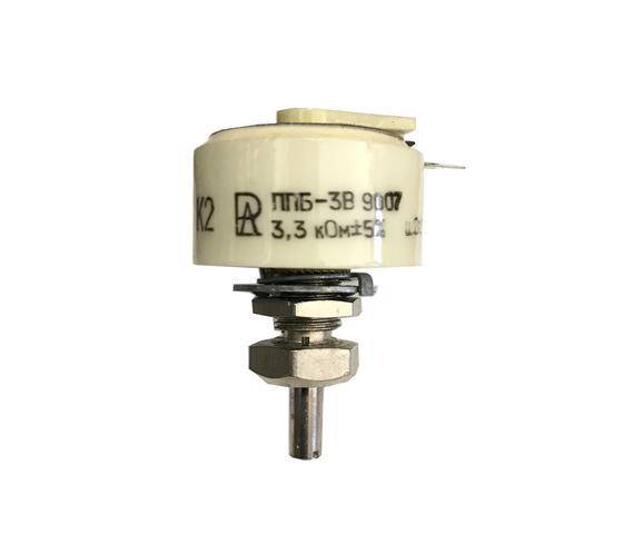 Резистор  ППБ-3В 3.3кОм