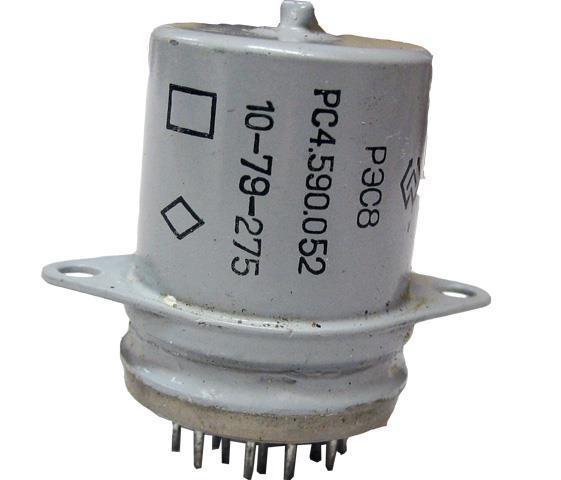 Електромагнітне реле РЭC 8 РС4.590.052