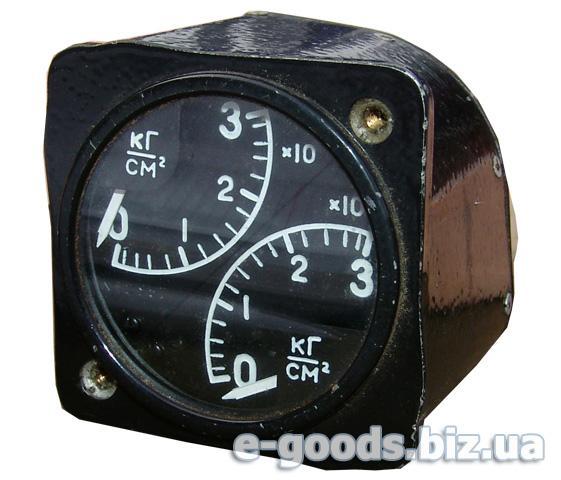 Датчик тиску У2 2х30кгс/кв.см