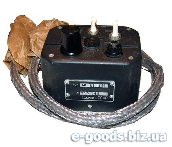 Пульт управління магнітофона МС-61-ПУ