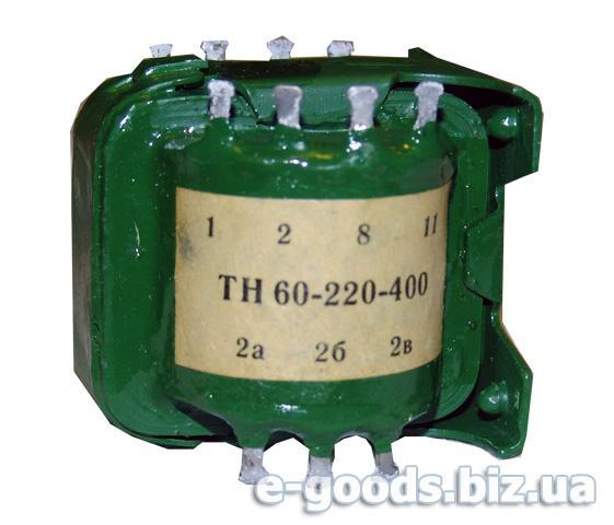 Трансформатор ТН 60-220-400