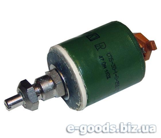 Резистор змінний СП5-30-І-В-25Е 47Ом