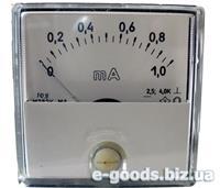 М282К-М1-1мА - миллиамперметр