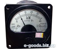 Д85 40кW+P700 - киловаттметр