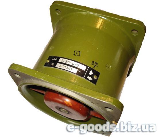 Електричний вентилятор 59ВО-6-2