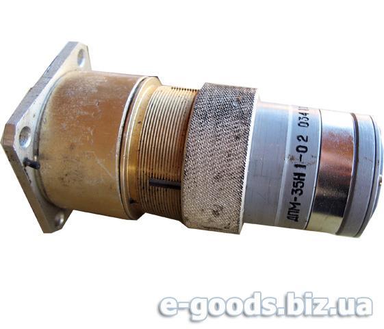 Колекторний двигун постійної напруги ДПМ-35-Н1-02