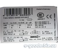 Автомат для захисту електродвигуна ABB MS 495-63