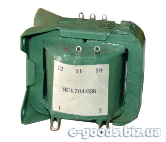 Трансформатор ЯГ4.704.026