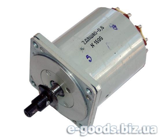Електродвигун кроковий 2ДВШ80-0,6