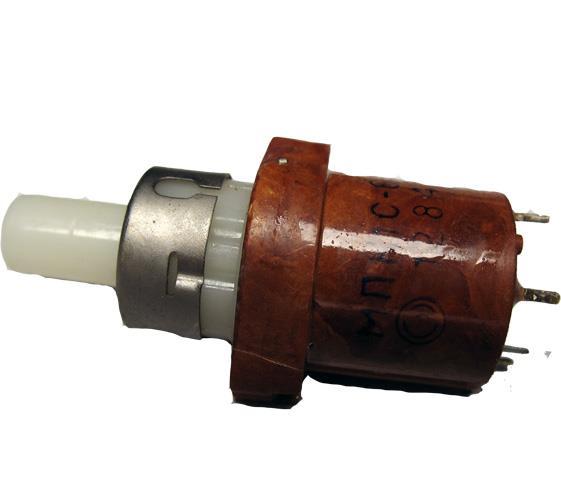 Кнопка малогабаритна МПК1С-6