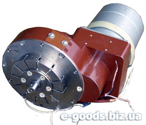Муфта електромагнітна з двигуном УАД-52Ф