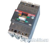 ABB SACE Tmax T1B160 - автомат трёхфазний