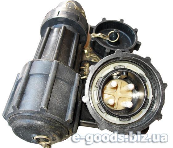 Вилка-розетка кабельна ВП63-РК63-4