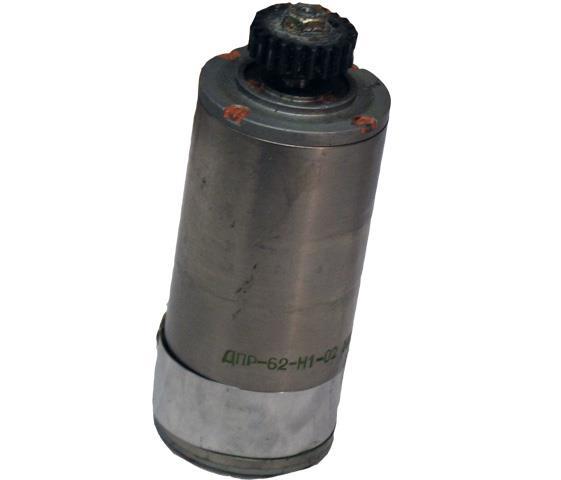 Електродвигун постійної напруги колекторний ДПР-62-Н1-02