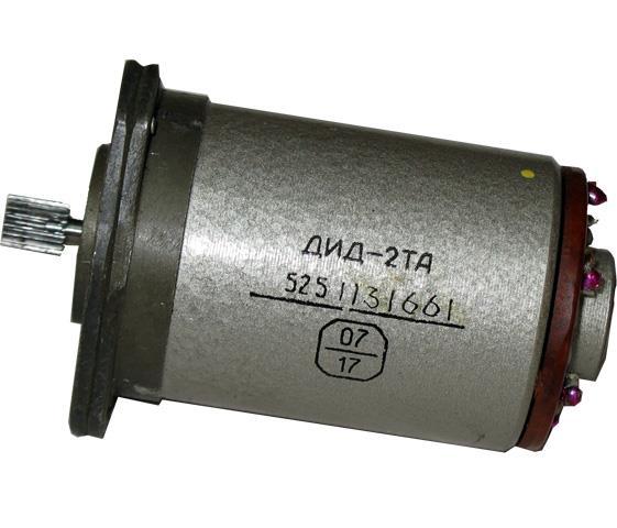 Електродвигун ДИД-2ТА
