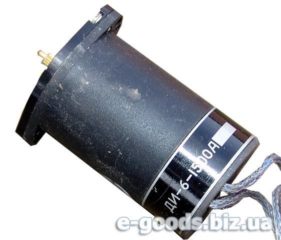 Електродвигун ДИ-6-1500А