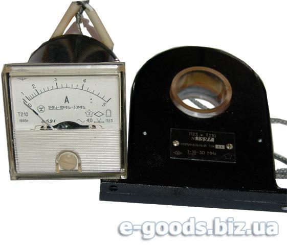Амперметр Т210 5А