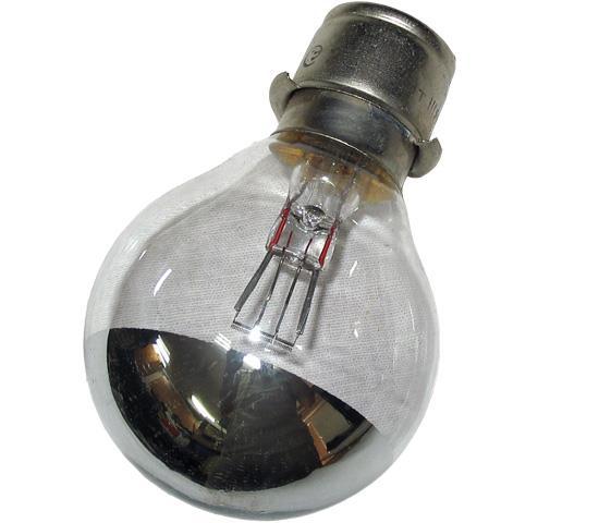 Лампа розжарювання дзеркальна  ПЖЗ 110Вт-27в 1Ф-С34-1