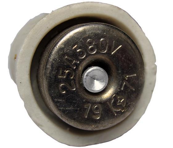 Запобіжник керамічний 40А, 380В