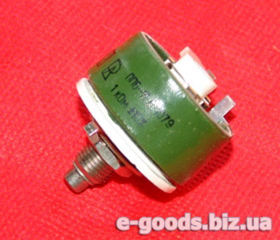 Резистор змінний ППБ-15Д 1кОм